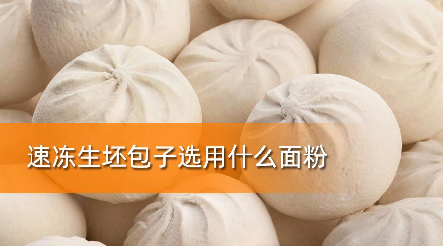 做速冻生坯包子如何选面粉?为什么蛋白质含量一样的面粉,做出来的速冻包子差异非常大?